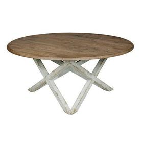 Trails Colton Round Coffee Table