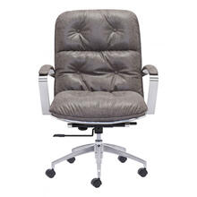 See Details - Avenue Office Chair Vintage Gray