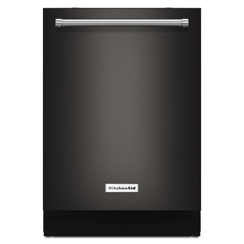 Gallery - 44 dBA Dishwasher with Dynamic Wash Arms Black Stainless Steel with PrintShield™ Finish