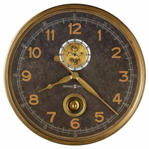 Howard Miller Saunders Oversized Wall Clock 625732