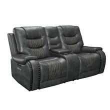 See Details - OUTLAW - STALLION Power Console Loveseat