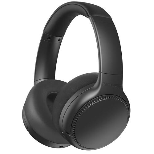 RB-M700B Deep Bass Wireless Bluetooth Immersive Headphones with XBS DEEP, Bass Reactor and Noise Cancelling (Black / Sand Beige)
