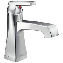 Chrome Single Handle Bathroom Faucet