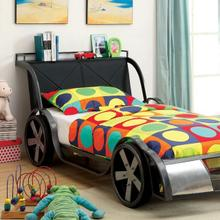 Twin-Size Gt Racer Full Bed