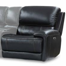 View Product - EMPIRE - VERONA BLACKBERRY Power Right Arm Facing Recliner