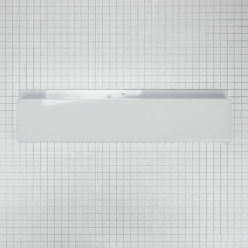 KitchenAid - Slide-In Range Backsplash, White
