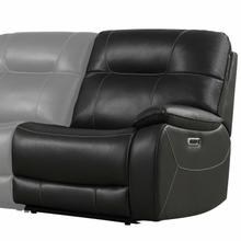 View Product - AXEL - OZONE Power Right Arm Facing Recliner