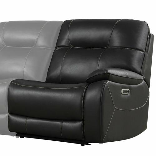 See Details - AXEL - OZONE Power Right Arm Facing Recliner