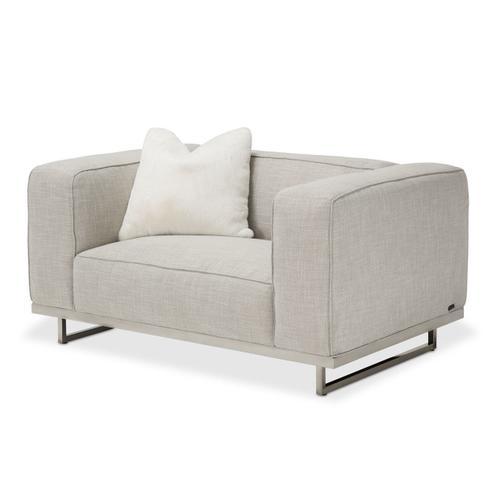 Amini - Tempo Chair & 1/2 - Ash