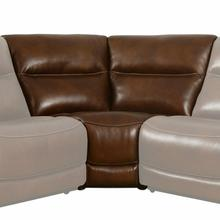 See Details - COLOSSUS - NAPOLI BROWN Corner Wedge