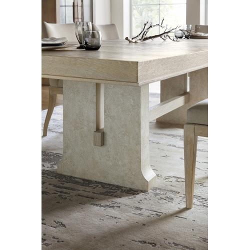 Hooker Furniture - Cascade Rectangle Dining Table w/1-22in leaf
