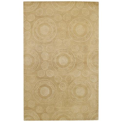 Spinning Wheels Straw - Rectangle - 5' x 8'