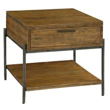 2-3703 Bedford Park End Table with Drawer