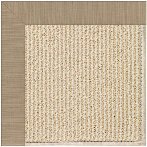 "Creative Concepts-Beach Sisal Dupione Sand - Rectangle - 24"" x 36"""