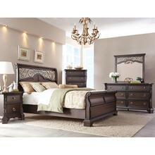 Royal Bay King Headboard