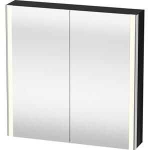 Mirror Cabinet, Black High Gloss (lacquer)