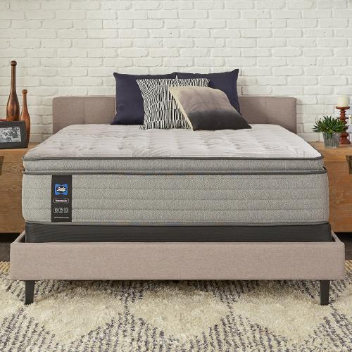 Sealy - Kenaston II - Euro Pillow Top - Soft - King