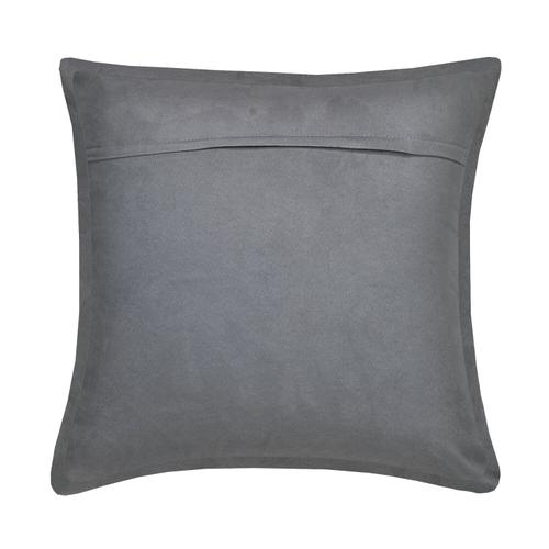 Suede Cushion - Taupe / Cover Only