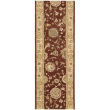 See Details - Nourison 2000 2258 Rust Runner Broadloom Carpet