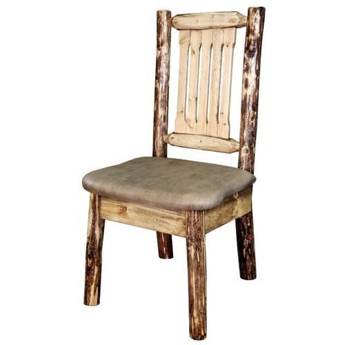 Montana Woodworks - Glacier Country Collection Dining Side Chair