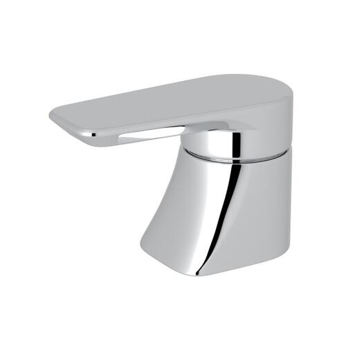 Polished Chrome Perrin & Rowe Hoxton Trim For Volume Controls And Diverters with Hoxton Metal Lever