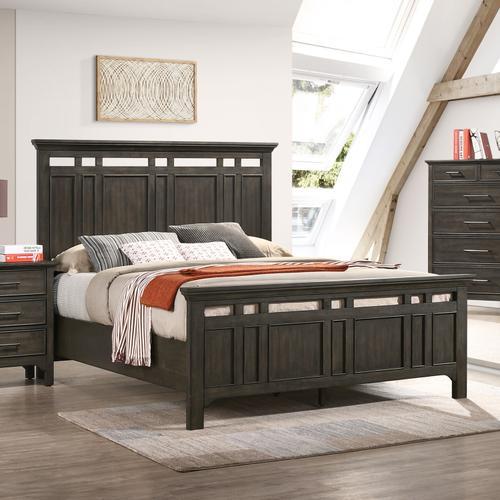 Hawthorne Standard Bed
