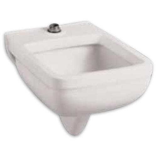 American Standard - Clinic Wall Mounted Service Sink - White
