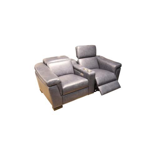 Omnia Furniture - Bergamo Ponza Home Theater