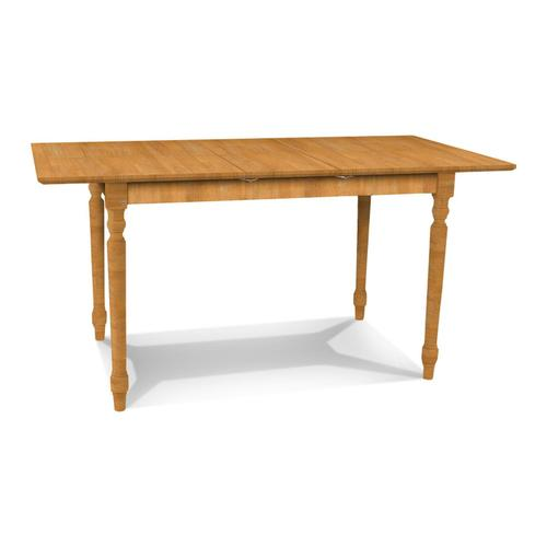 John Thomas Furniture - Butterfly Leaf Table (top only) / Turned Legs