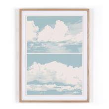 Retro Clouds By Teague Collection