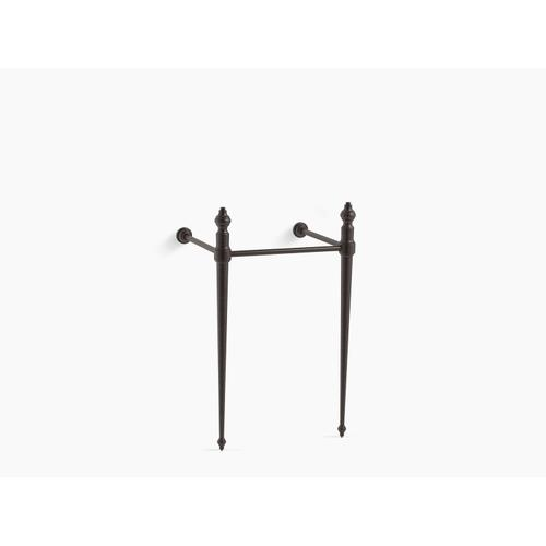 Oil-rubbed Bronze Console Table Legs for K-29999 Memoirs Sink