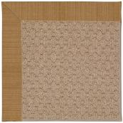 Creative Concepts-Grassy Mtn. Dupione Caramel Machine Tufted Rugs