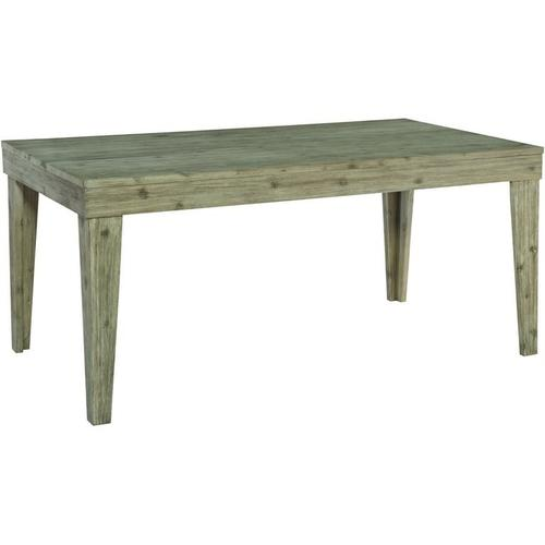 Gallery - 36X66 ASPEN DINING TABLE IN GRAY WASH