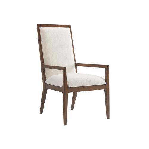 Natori Slat Back Arm Chair