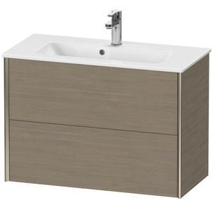 Duravit - Vanity Unit Wall-mounted Compact, Oak Terra