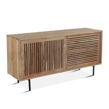 "See Details - Tallinn 63"" Plasma Cabinet Natural"