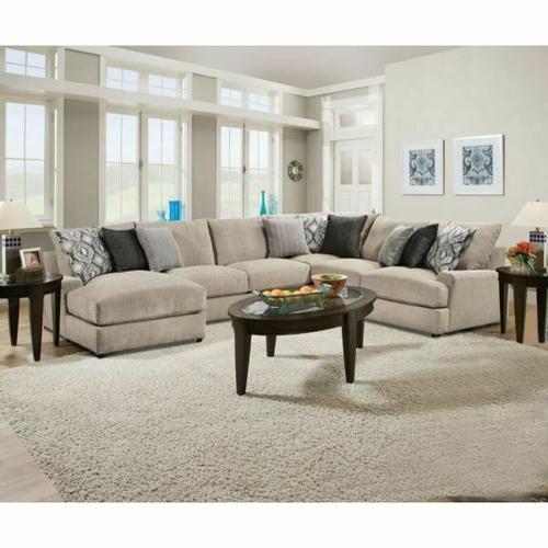 Acme Furniture Inc - Vassenia Wedge