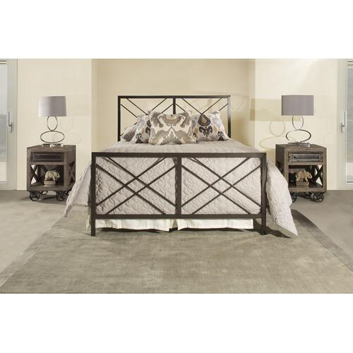 Westlake Headboard or Footboard - King - Magnesium Pewter