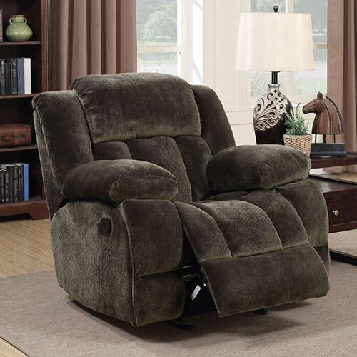 Furniture of America - Sadhbh Glider Recliner