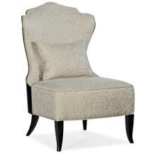 Living Room Sanctuary Belle Fleur Slipper Chair