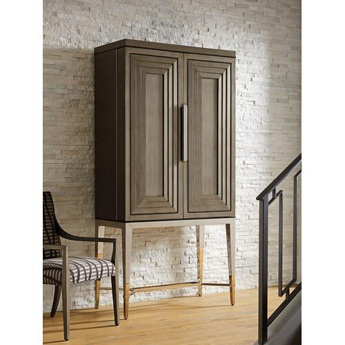 Lexington Furniture - Cheval Bar Cabinet
