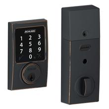 Bronze Z-Wave+ Connected Deadbolt