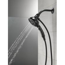 Matte Black SureDock 7-Setting Hand Shower