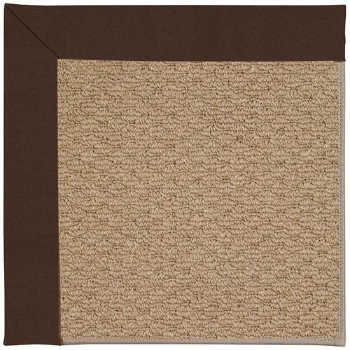 Creative Concepts-Raffia Canvas Bay Brown Machine Tufted Rugs