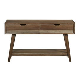 Sofa/Console Table - Caramel Finish