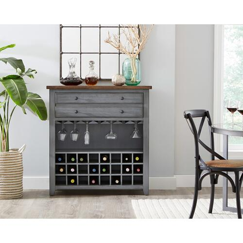 "Gallery - 40"" Wine Cabinet"
