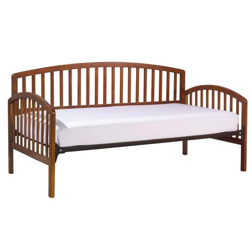Carolina Complete Twin Size Daybed, Walnut
