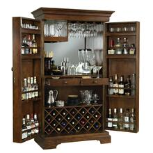 695-065 Sonoma II Wine & Bar Cabinet