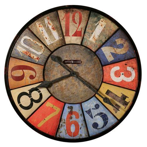 Howard Miller County Line Wall Clock 625547