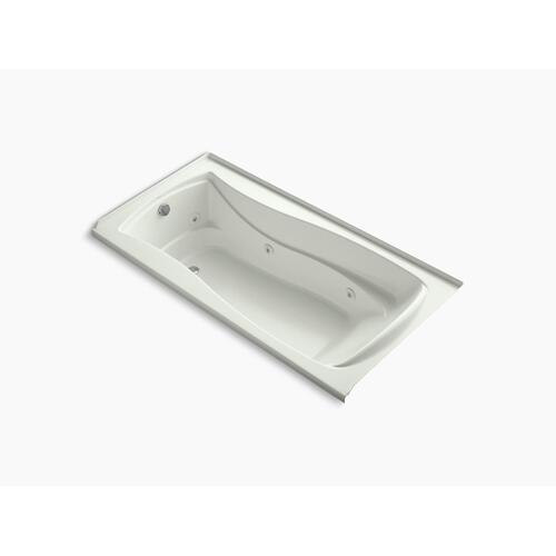 "Dune 72"" X 36"" Alcove Whirlpool With Integral Flange, Heater and Left-hand Drain"